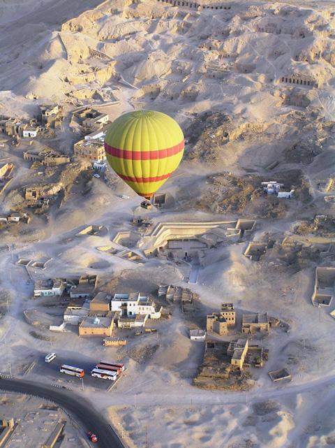 A Balloon's Eye View